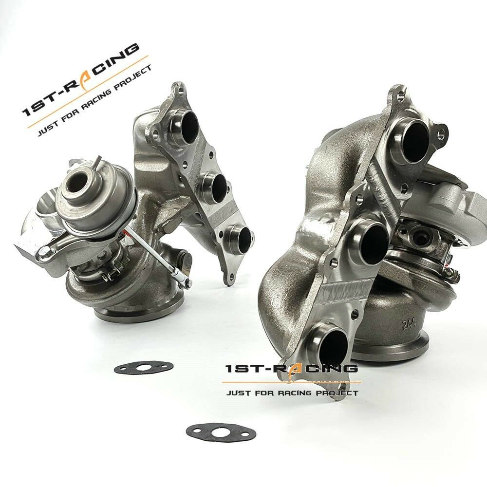 Bmw 335i Turbo Supercharger: Twin Turbo 49131-07031/07041 For BMW 135i E82 M / Z4 E89