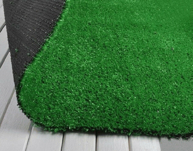 Green Artificial Grass Area Rug Synthetic Turf Carpets