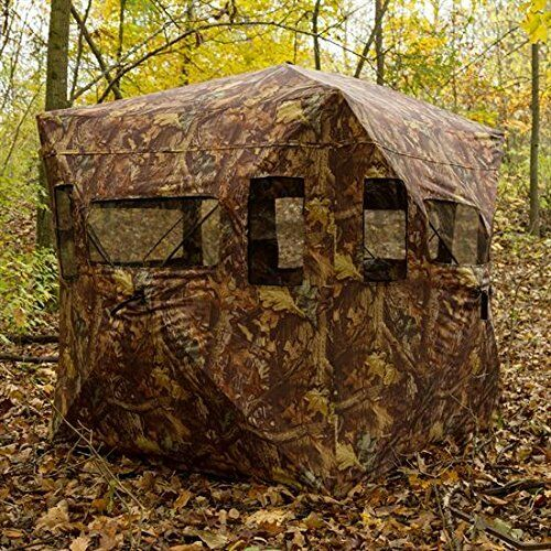 Pop Up Camo Tent Photography Hunting Hide Blind Shooting 2