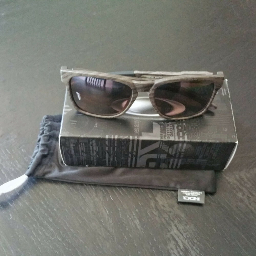 767b1460b0 Details about Authentic Oakley Catalyst PRIZM Daily Polarized Woodgrain  Collection