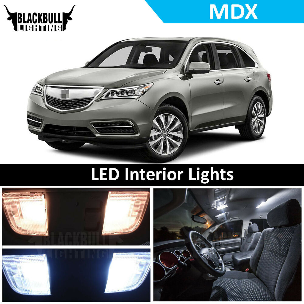 2017 Acura Mdx Interior Lights Wont Turn On