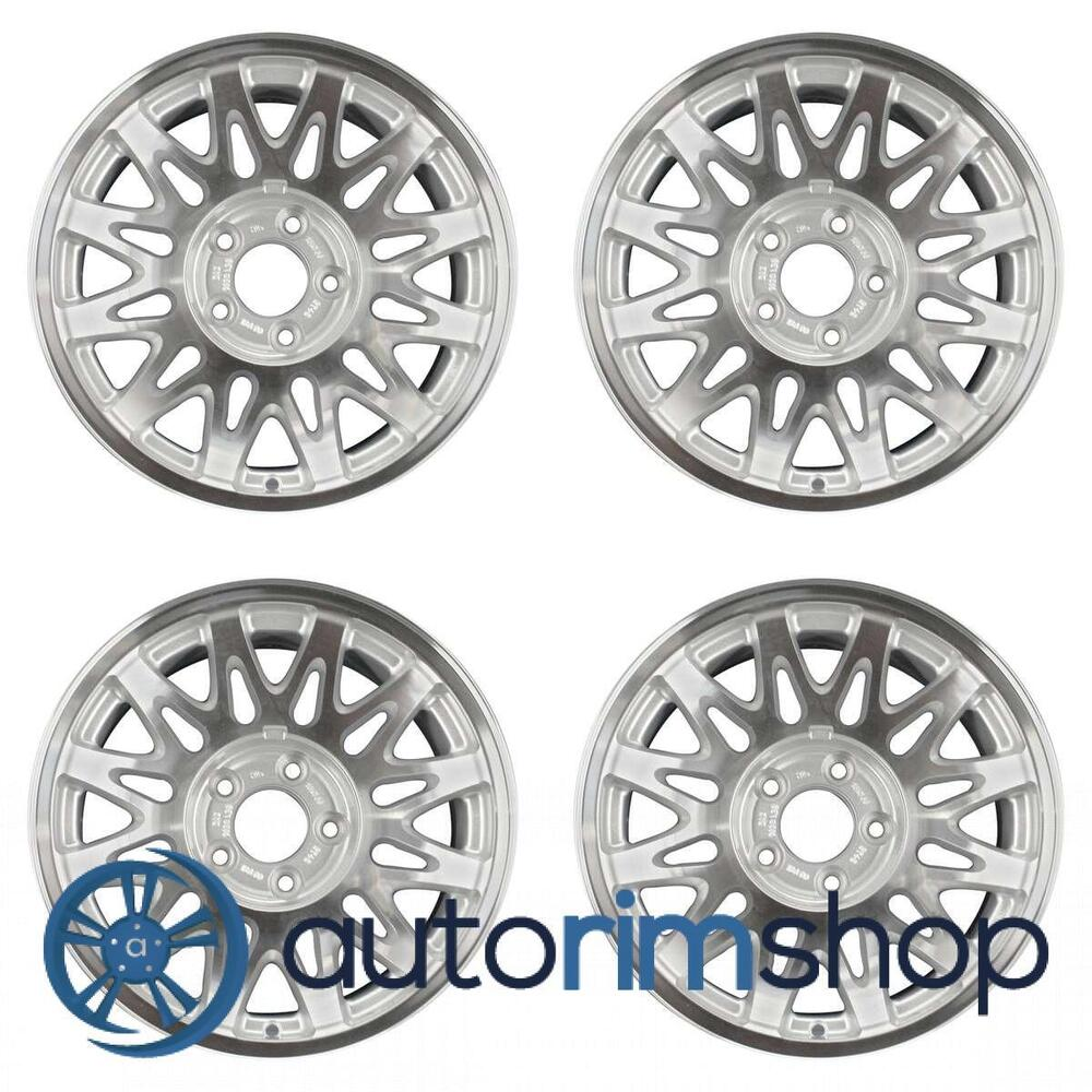 """2009 Lincoln Town Car For Sale: Lincoln Town Car 1998-2002 16"""" Factory OEM Wheels Rims Set"""