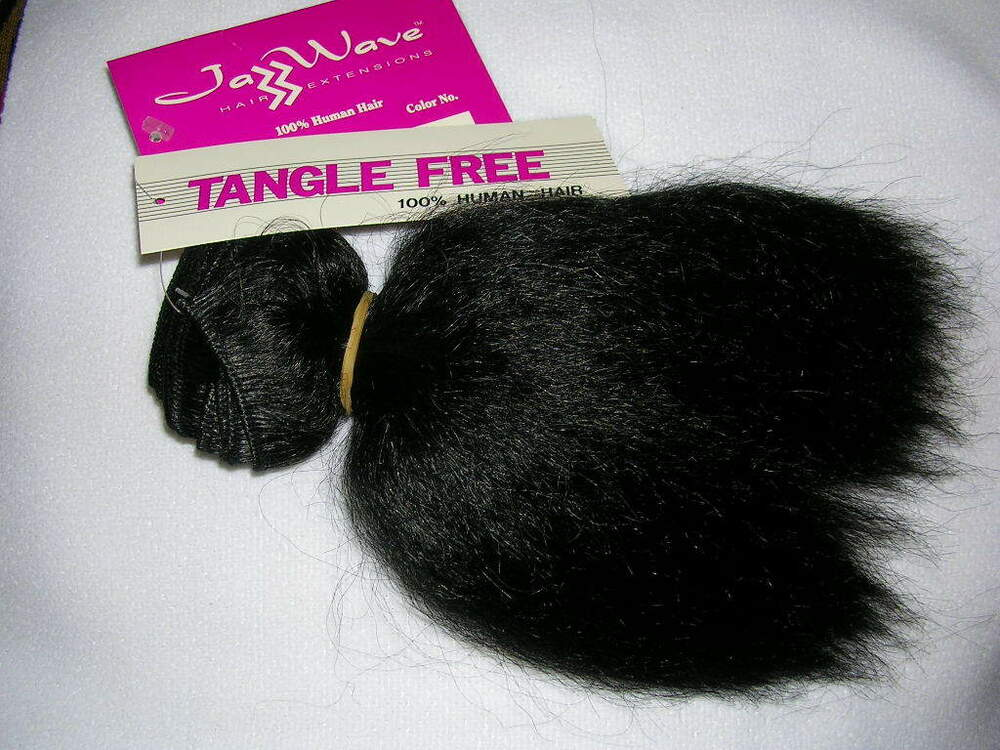 Jazz Wave Hair Extensions 100 Human Hair Tangle Free Style Jr8