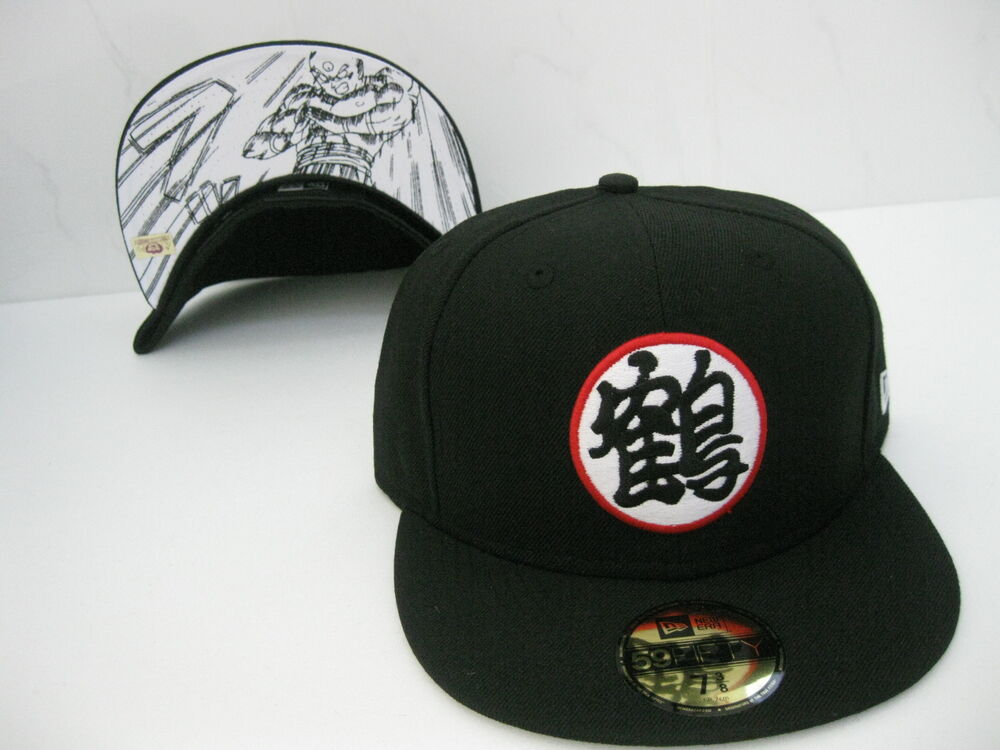 4e9dea2ec88 Details about NEW ERA 59FIFTY DRAGON BALL kanji 59FIFTY FITTED CAP  black white