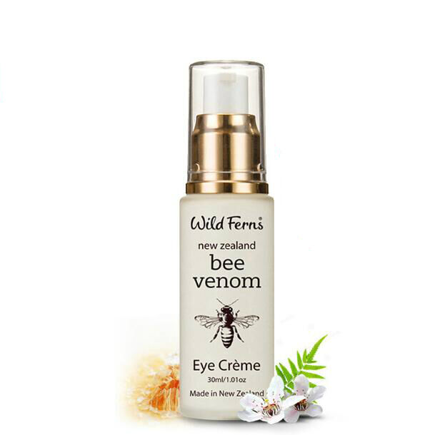 NZ Wild Ferns Bee Venom Eye Cream 30g | eBay