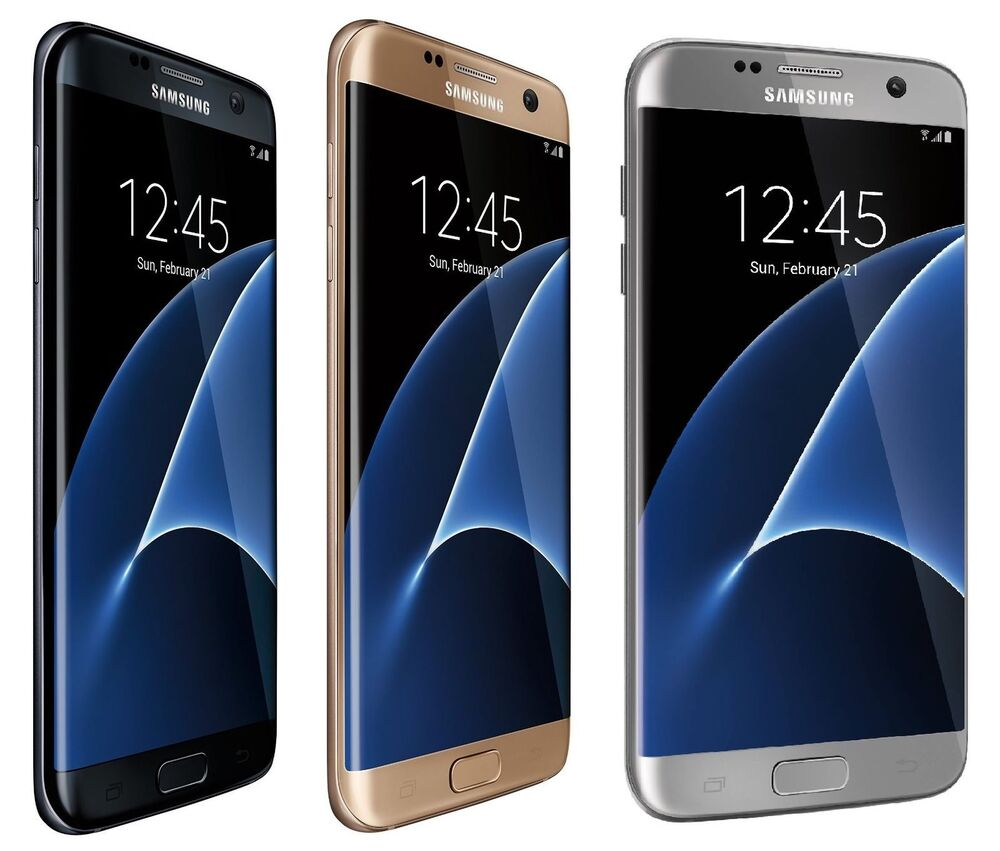 samsung galaxy s7 edge 32gb 5 5 g935 4g lte gsm unlocked. Black Bedroom Furniture Sets. Home Design Ideas