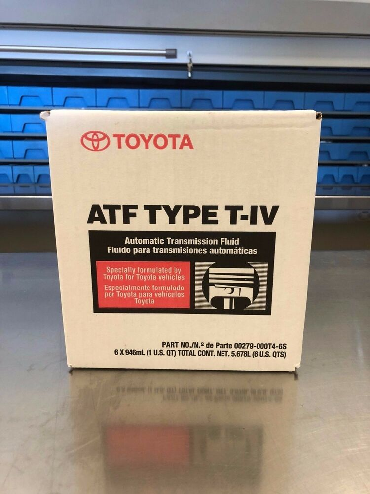 from Larry toyota tranny t case mixing