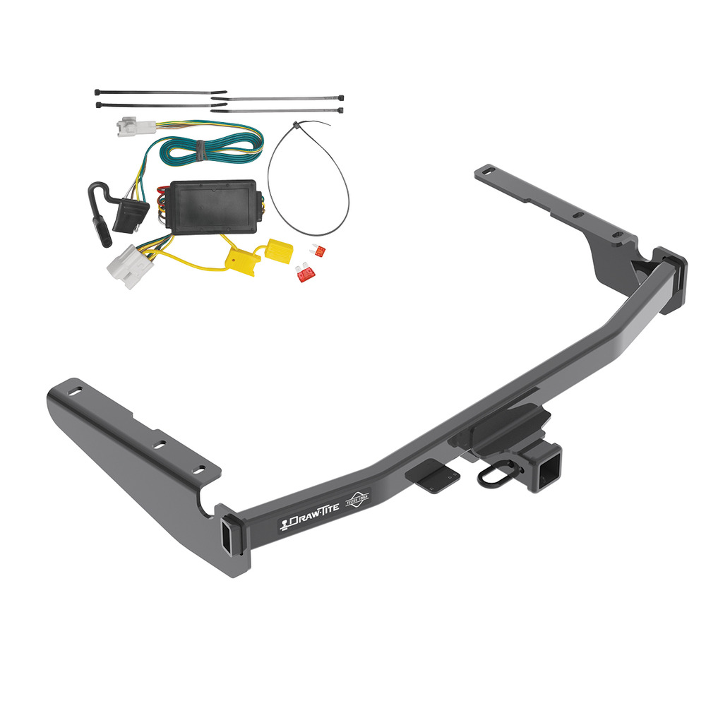 Trailer Hitch W   Wiring Kit Fits 2014