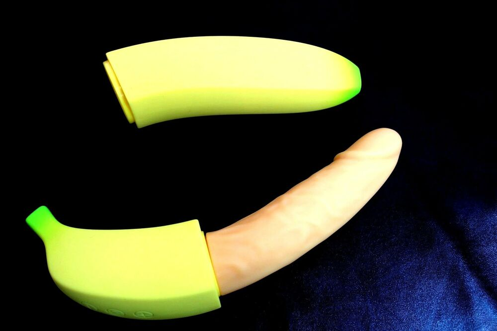 Sorry, that banana dildo sex toy long time here