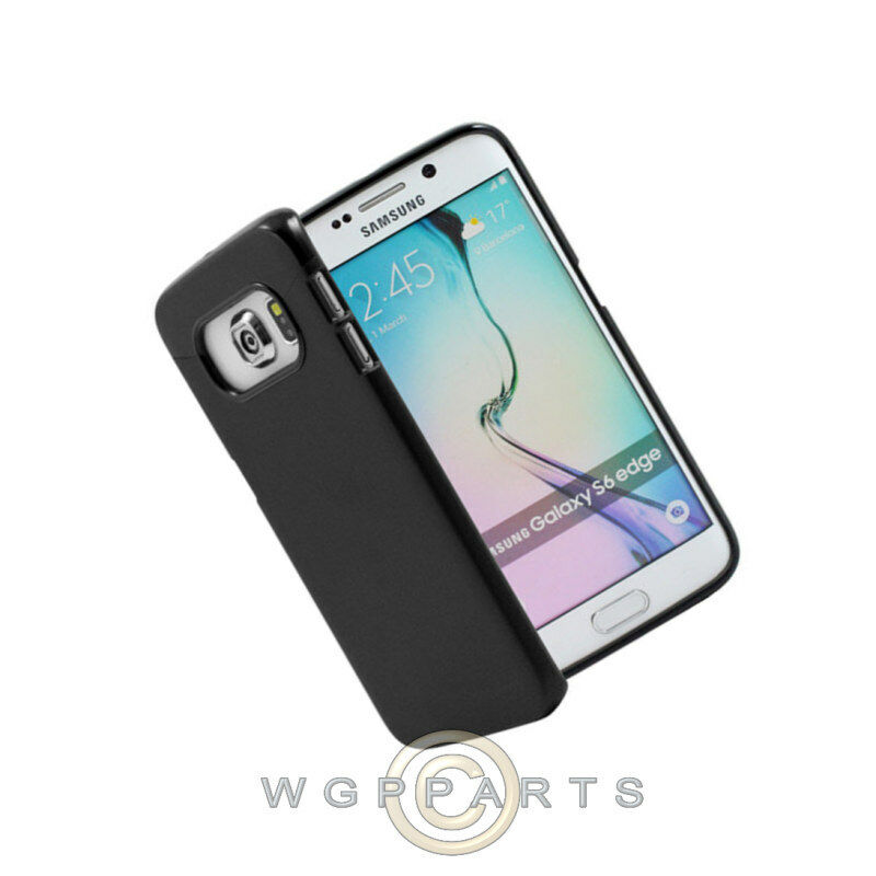 1b570a50909 Samsung Galaxy S6 Edge Prodigee Case Accent - Black Cover Shell Protector |  eBay