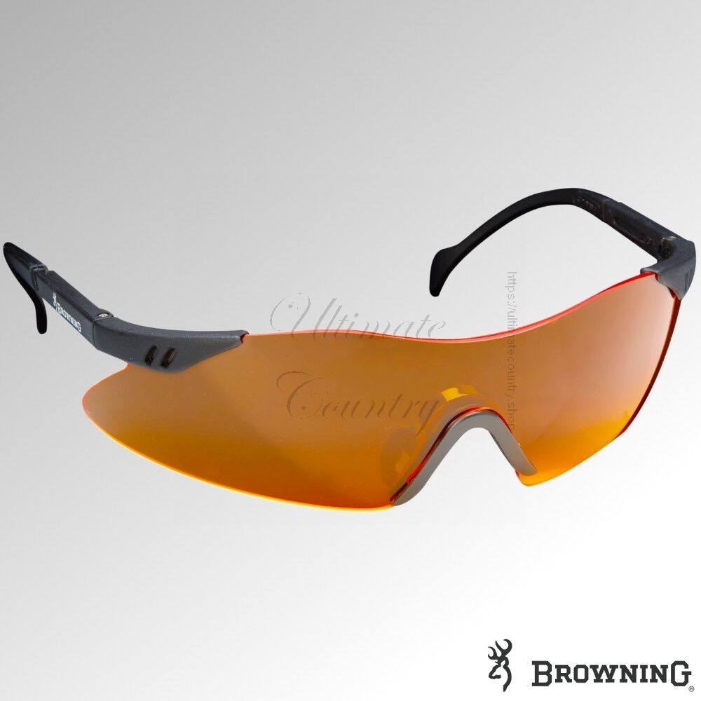 5d5b3354109 Details about browning glasses claybuster shooting glasses orange jpg  1000x1000 Orange shooting glasses