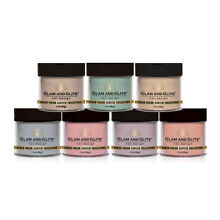 Glam and glits NAKED COLOR ACRYLIC Collection 1 oz