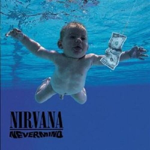 NIRVANA 'NEVERMIND' LP NEW+