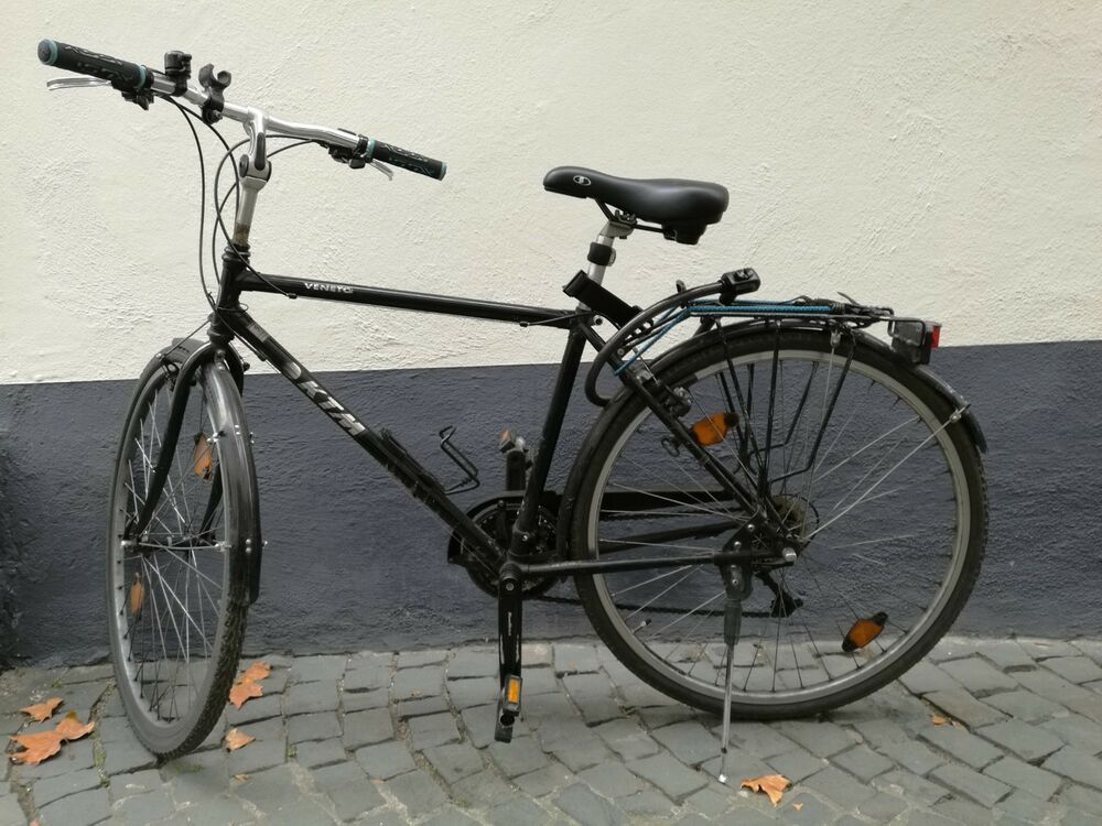 ktm trekking herren fahrrad veneto 28 zoll rh46 ebay. Black Bedroom Furniture Sets. Home Design Ideas