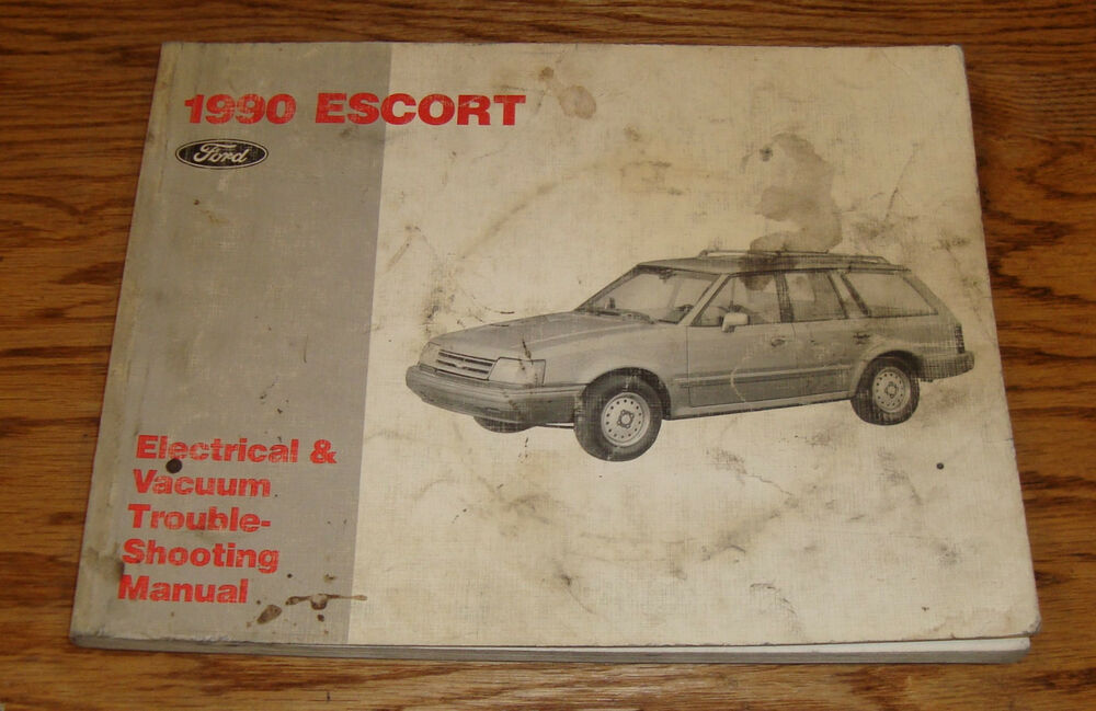 1990 Ford Escort Wiring Diagram Evtm Manual 90
