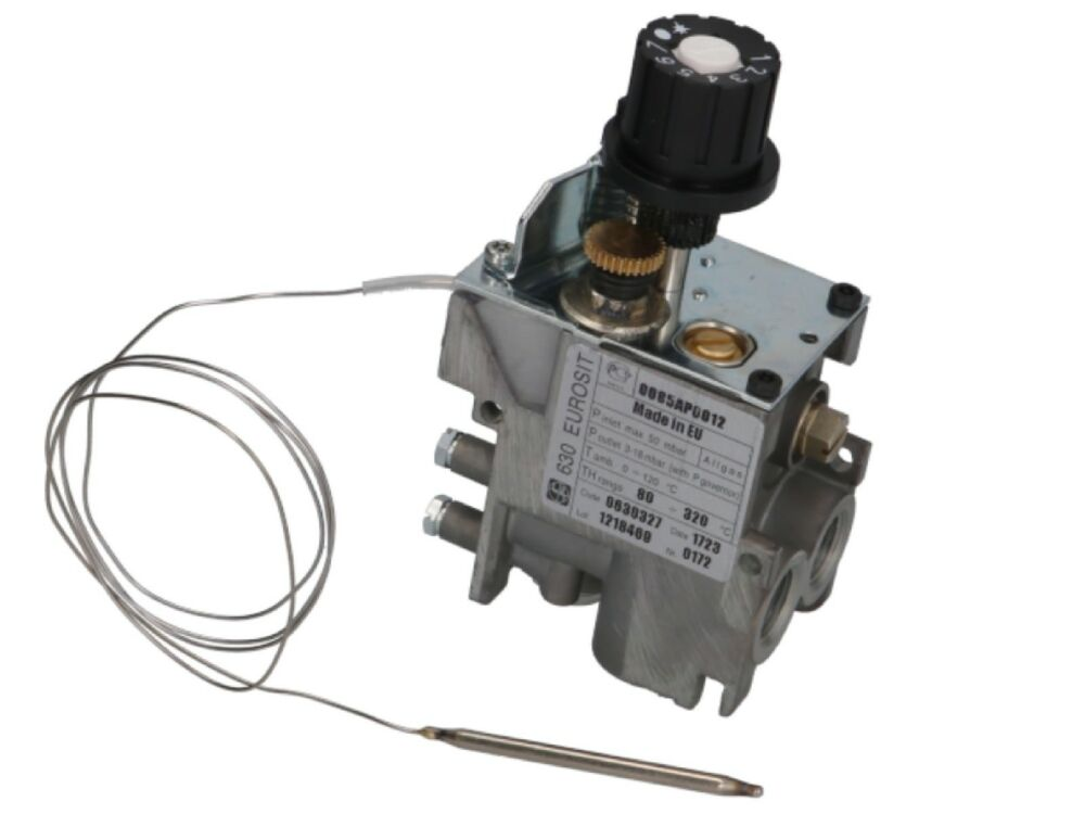 Eurosit Gas Griddle Temperature Control Thermostat Fsd
