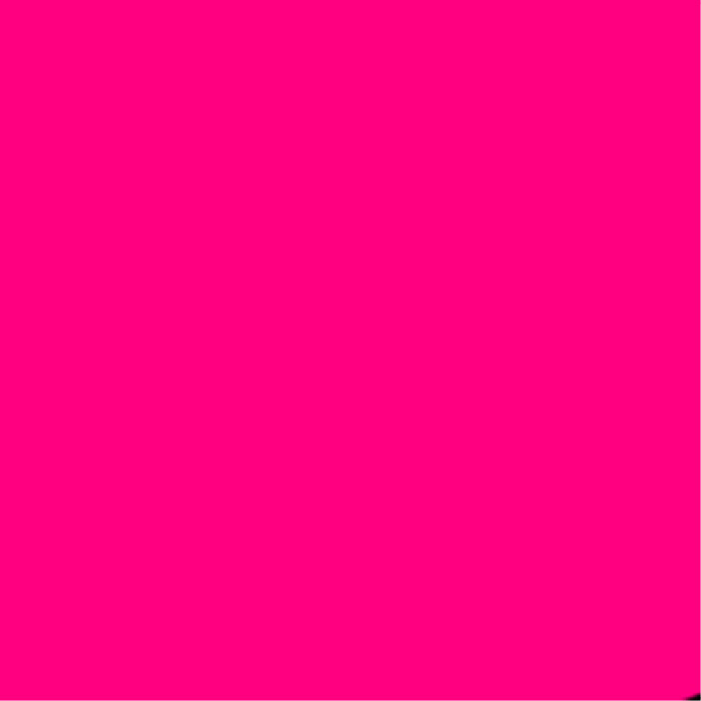 Solid Color Neon Brights Hot Pink Vinyl Contact Paper