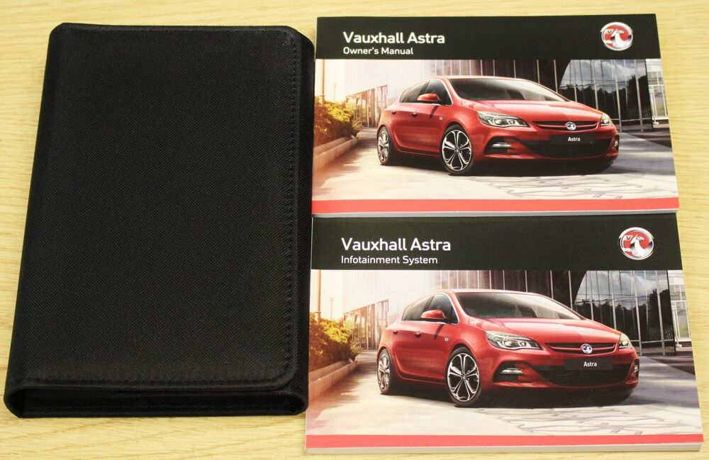 genuine vauxhall astra j owners manual handbook infotainment 2012 rh ebay co uk Opel Astra 2010 Opel Astra 2011