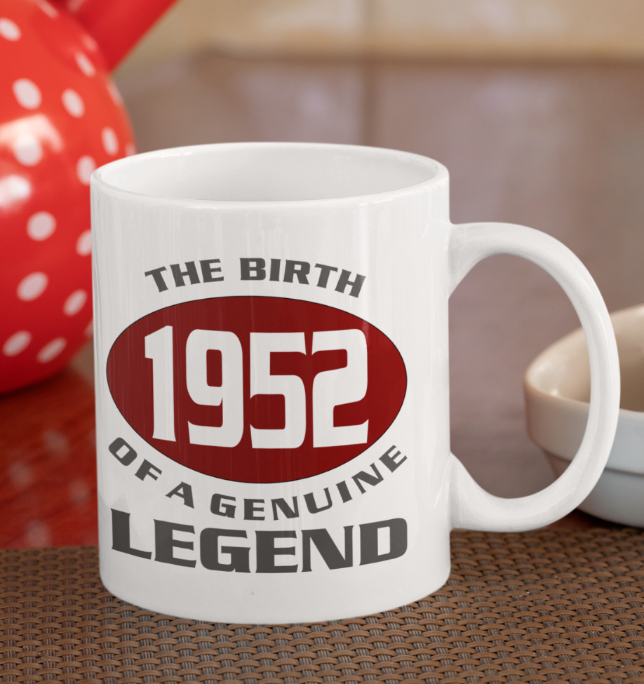 Details About 70th Birthday Present Mug Gift Born 1949 Idea Dad Men Women Ladies Mum Happy 70