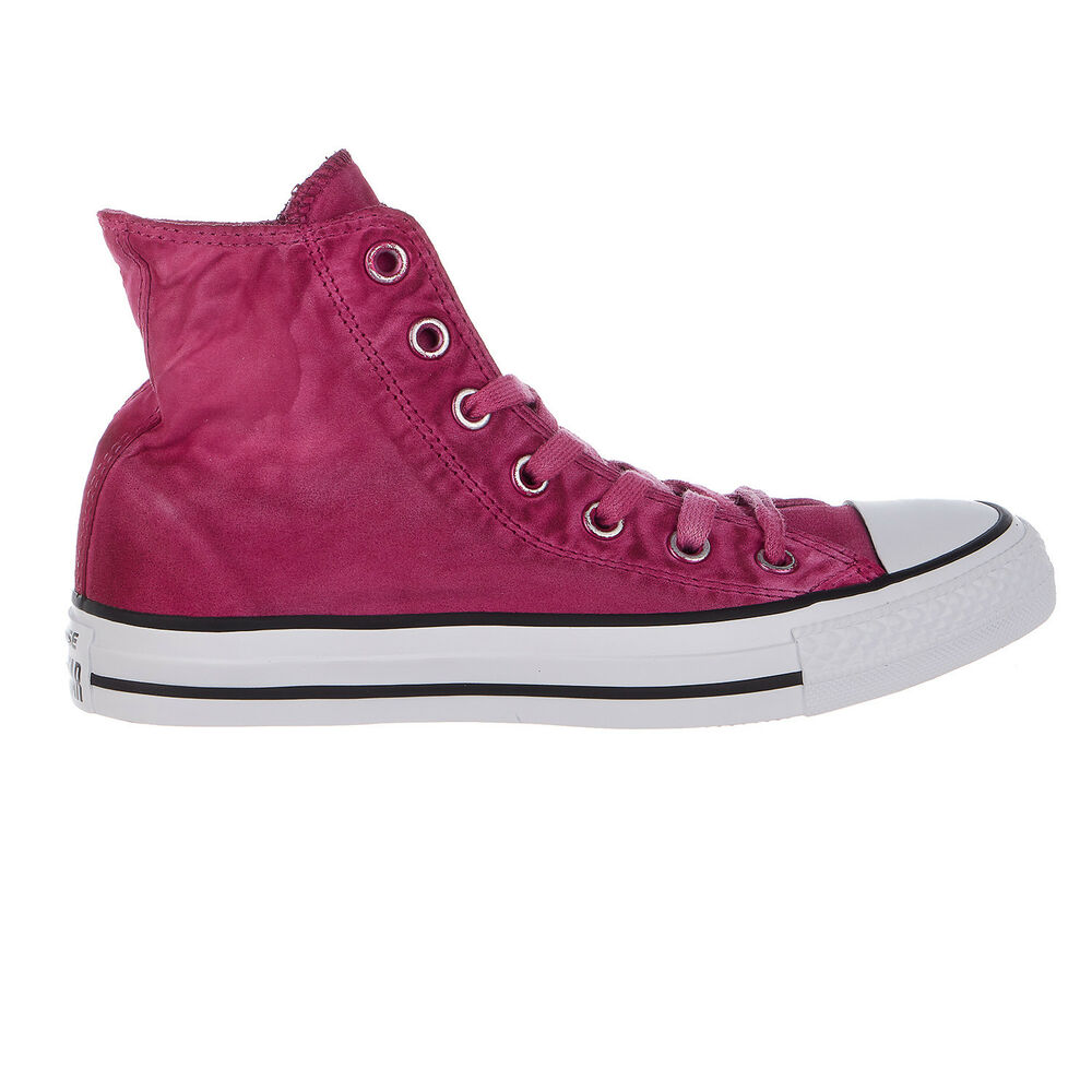 83cf05e126b055 Details about Converse Chuck Taylor All Star Hi Top Textile Trainers -  Womens