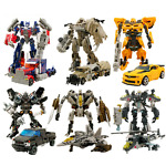 Transformers Action Figures Optimus Prime Dark of the Moon Robots Kids Toy