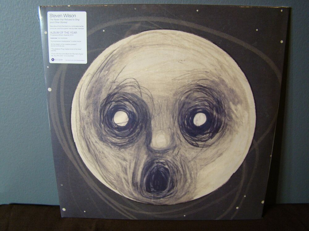 Steven Wilson The Raven That Refused To Sing 2lp 2013