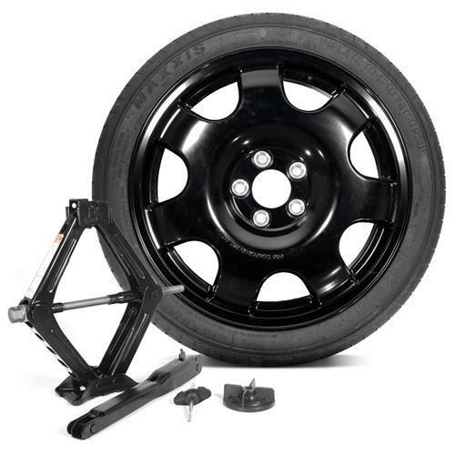 NEW 2015-2018 Ford Mustang Mini-Spare Tire & Jack Kit, OEM