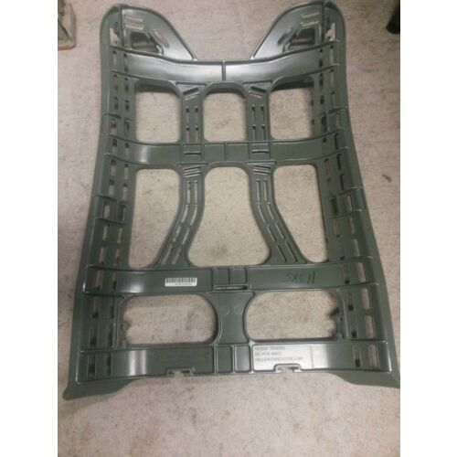lot-of-2-us-army-molle-ii-foliage-green-rucksack-rifleman-back-pack-frame-gen-4