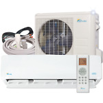 24000 BTU Ductless Heat Pump and Air Conditioner by Senville 15 SEER
