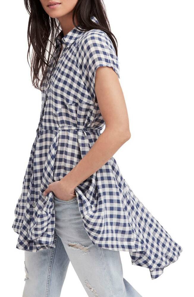 18b2c3d9836 Details about NWT Free People New Spring Love Tunic Retail $128