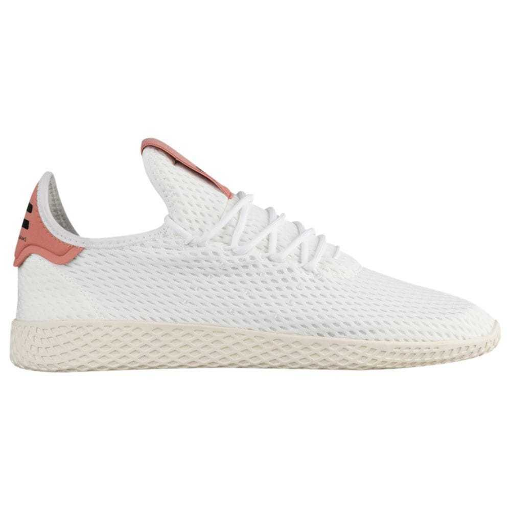 2d49faae7 Details about Adidas PW Tennis Hu CP9763 White Raw Pink Originals Pharrell  Williams Mens New
