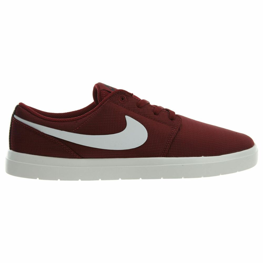 4d8225377078 Details about Nike SB Portmore II Ultralight Mens 880271-600 Red Skateboard  Shoes Size 10.5
