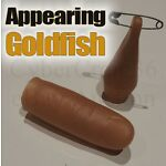 APPEARING GOLDFISH THUMB TIP FISH WATER LIQUID PRODUCTION MAGIC TRICK HOLDOUT 1