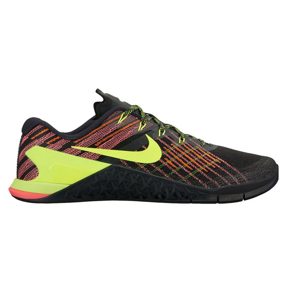 Nike Bruin Men's Binary Blue/White/Dark Obsidian 45056402 Nike Metcon 3 Mens 852928 012 Black Crimson Volt Punch Training Shoes Size 15