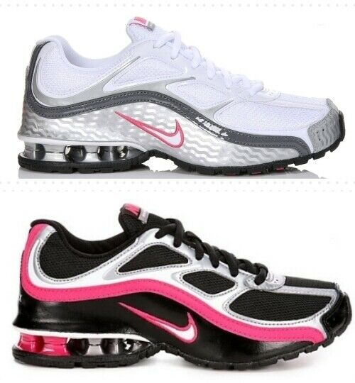 new product 17674 a3ead Details about NIKE REAX RUN 5 WOMEN S SHOES SNEAKERS RUNNING CROSS TRAINING  WHITE PINK NIB