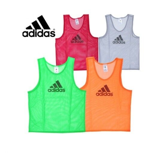 1 EA ADIDAS Training BIB14 Team Vest 4 Color Soccer
