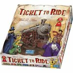 Ticket To Ride Family Board Game- FREE SHIPPING