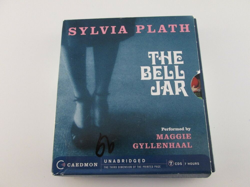 sylvia plath the bell jar audiobook free
