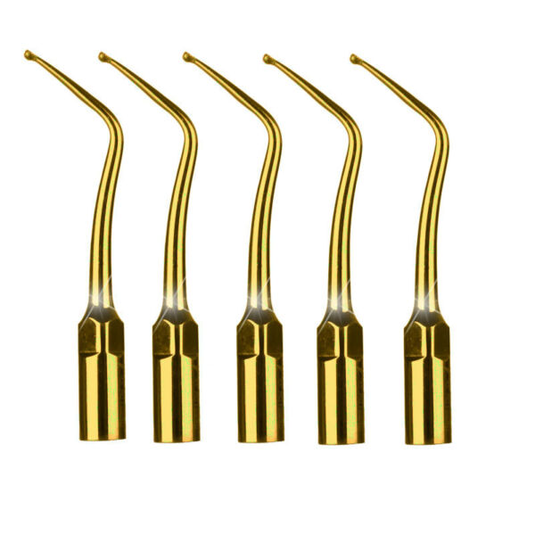 5 INSERTI PUNTE Per Ablatore EMS Woodpecker Dentista Cavity Preparation Tip SB3T
