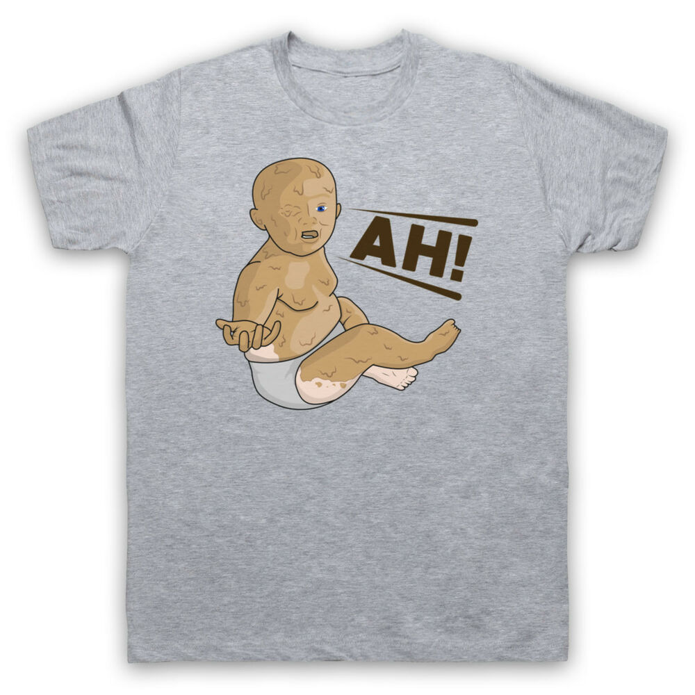 ef80f7042 Details about PEANUT BUTTER BABY MEME FUNNY INTERNET AH! COMEDY MENS WOMENS  KIDS T-SHIRT