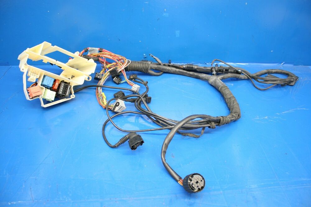 Bmw E46 M3 S54 Oem Smg Engine  Transmission Module Wiring