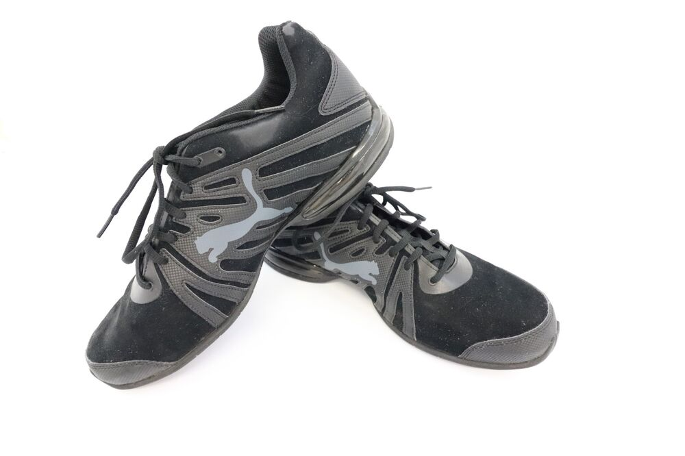 8b5706188393 Details about New Mens Puma Black Cell Kilter Cross Training Lace Up Shoes  Size US 13 - 36