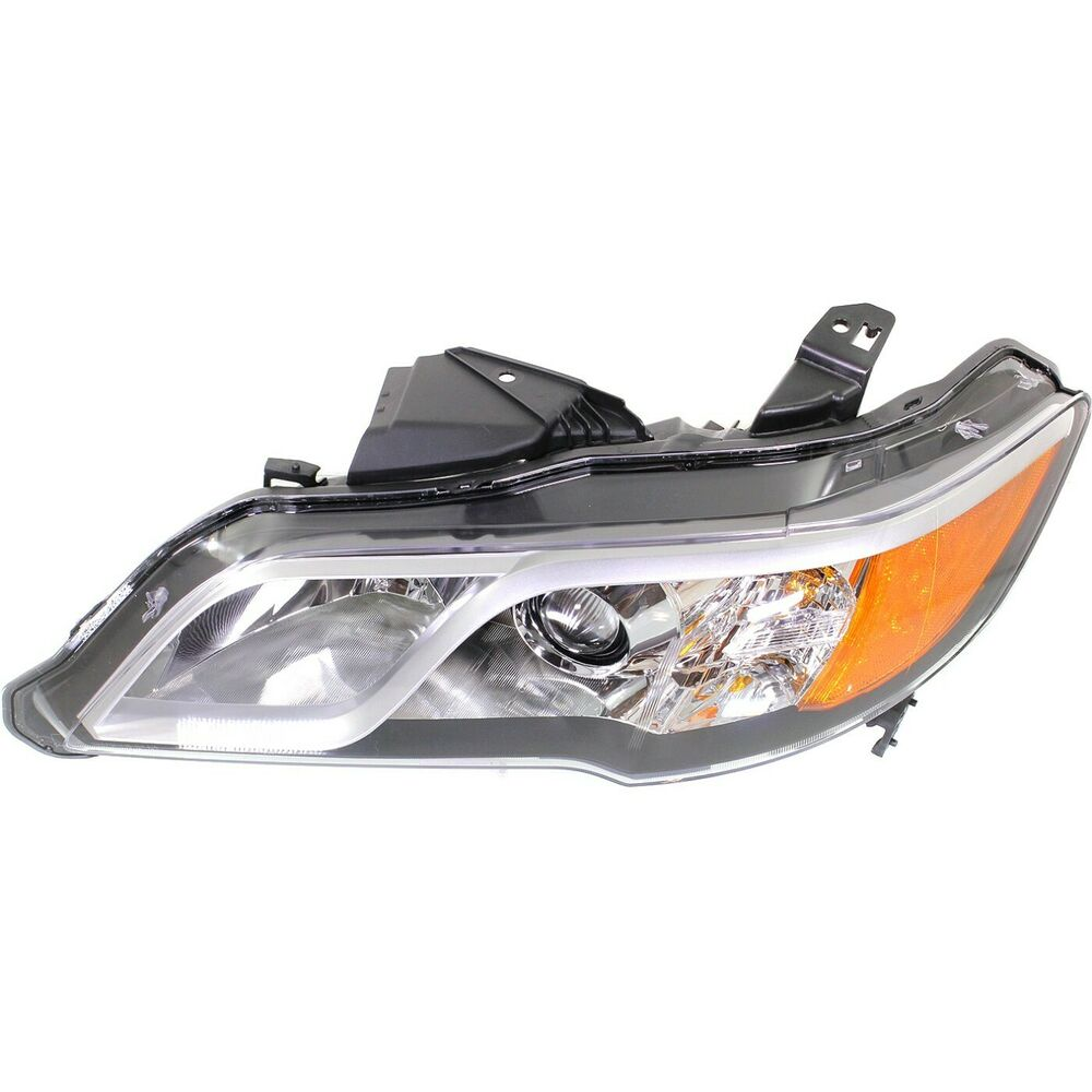 Headlight For 2013 2014 2015 Acura RDX Base Model Left