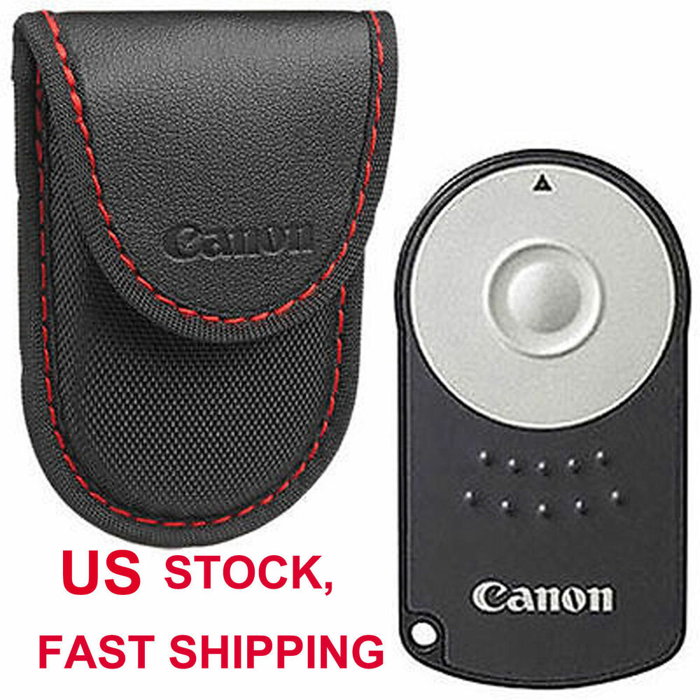 Us Canon Rc 6 Ir Wireless Remote Control Shutter Release