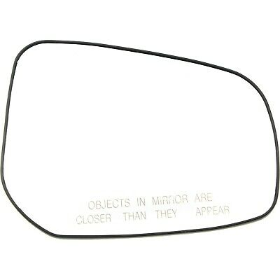 New Mirror Glass Passenger Right Side RH Hand Mitsubishi Lancer 15-17 7632C388