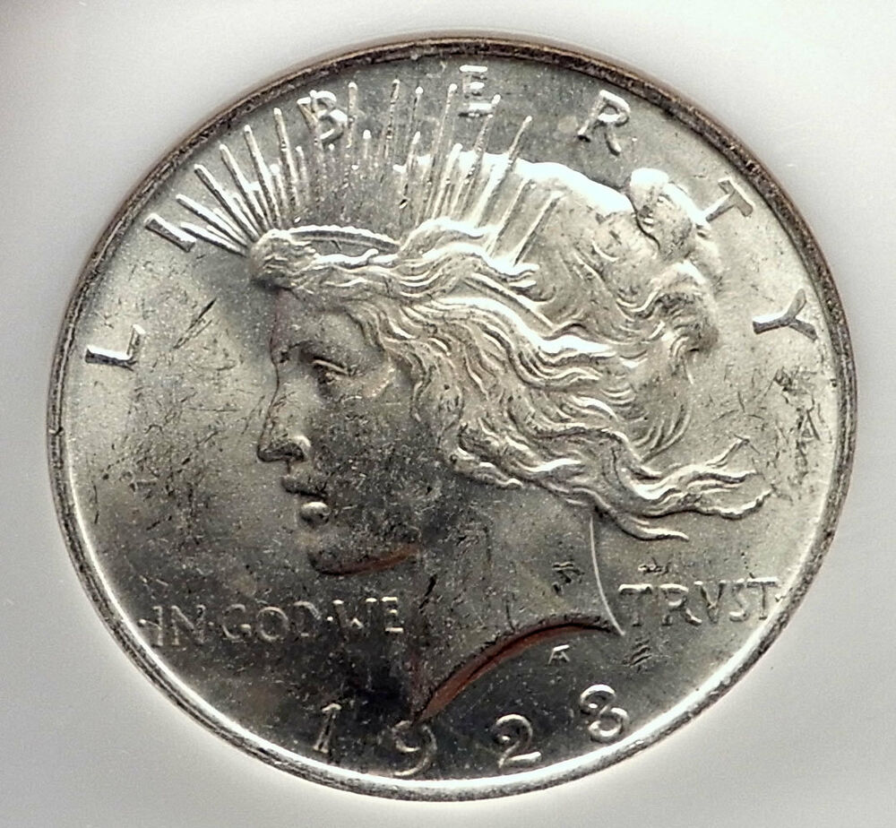 Dollars Confident 1926 S Us Silver Peace Dollar $1 Km# 150 Coins & Paper Money