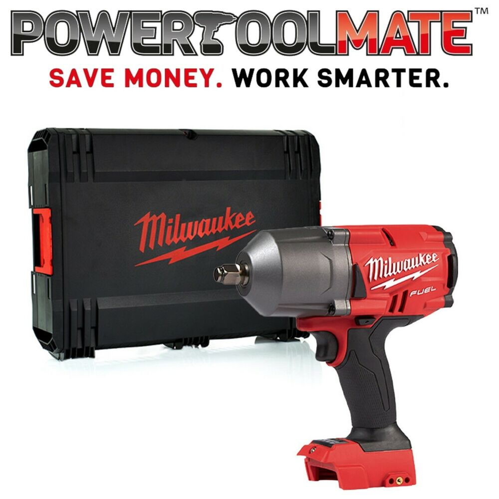 Details About Milwaukee M18fhiwf12 0 Fuel Gen2 1 2 Inch Impact Wrench With Case