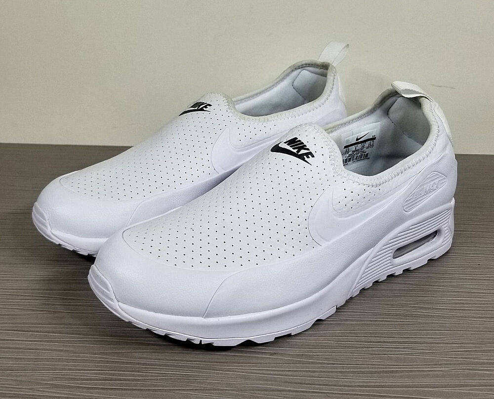 7ea82f258211 Details about Nike Air Max 90 Ultra 2.0 EZ White 896192-101