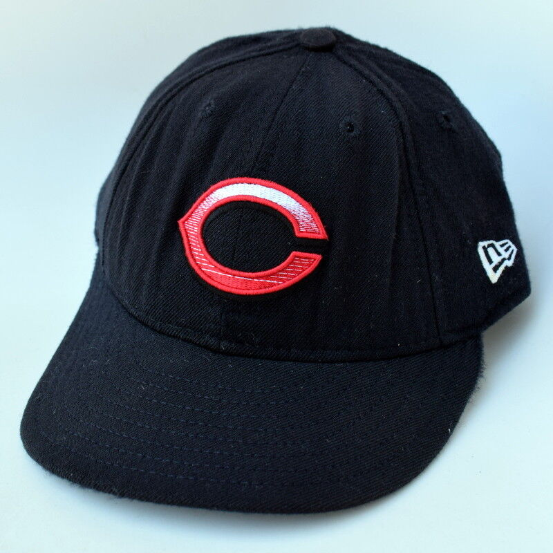 Details about CINCINNATI REDS 7 3 8 Low Profile NEW ERA 59FIFTY Fitted WOOL  Baseball Cap Hat 319a2e64a70