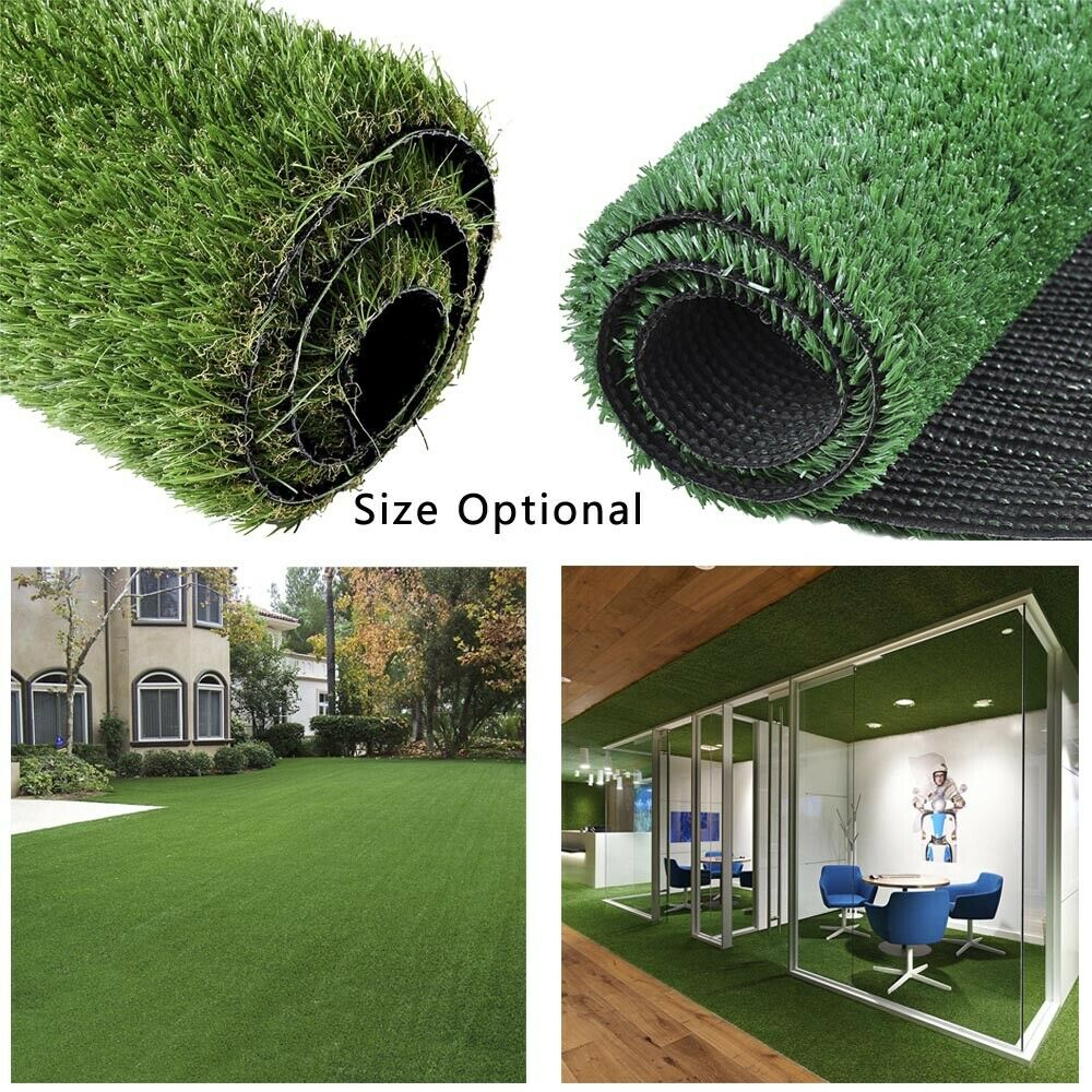 artificial grass mat synthetic landscape fake turf lawn. Black Bedroom Furniture Sets. Home Design Ideas